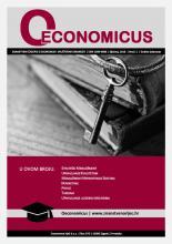 Naslovna stranica online časopisa Oeconomicus